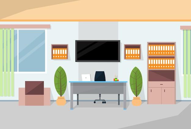 Kantoor interieur bureau werkplaats kamer