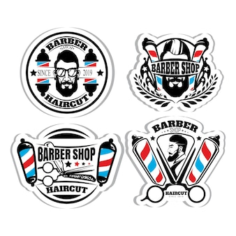 Kapper winkel logo