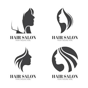 Kapsalon logo collectie