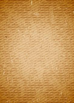 Kartonnen textuur achtergrond