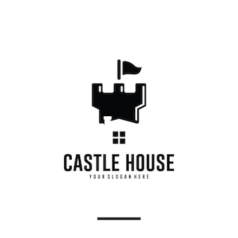 Kasteelhuis, inspiratie voor logo-ontwerp