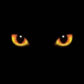 Katten ogen