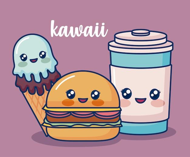 Kawaii eten