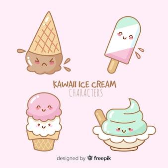 Kawaii-ijscollectie
