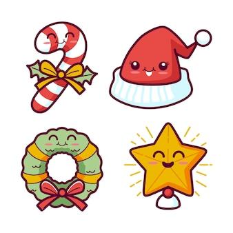 Kawaii kerstcollectie