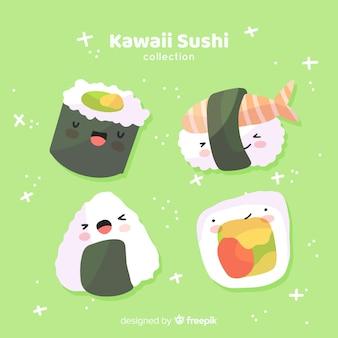 Kawaii sushi-collectio