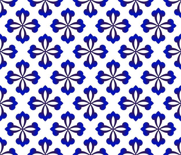 Keramisch patroon naadloos ontwerp