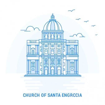 Kerk van santa en graccia