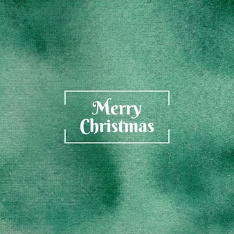 Kerst abstracte aquarel arcering borstel achtergrondstructuur