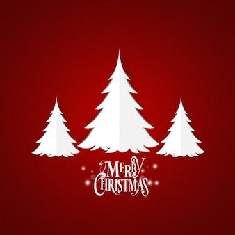 Kerst achtergrond ontwerp