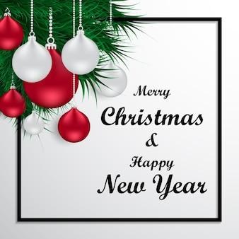 Kerst achtergrond vectorillustraties