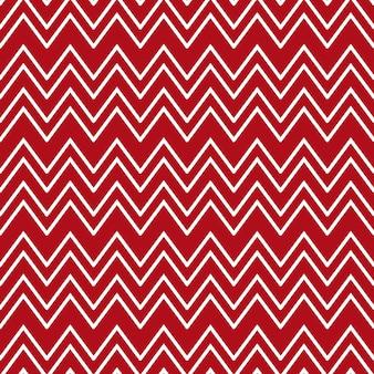Kerst chevron patroon naadloze zigzag patroon abstracte achtergrond met witte zigzag strepen op een...