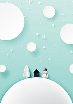Kerst concept