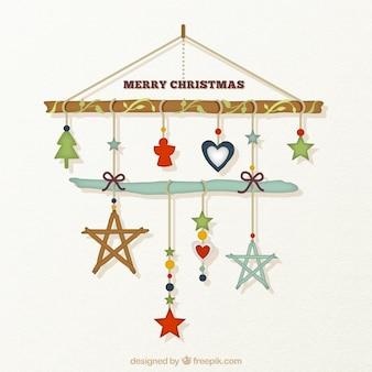 Kerst decoratie hanger
