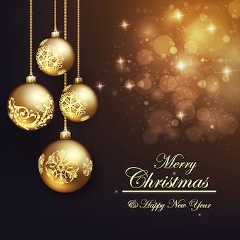 Kerst decoratie vectorafbeelding