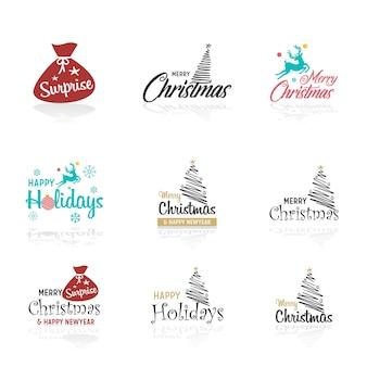 Kerst iconen
