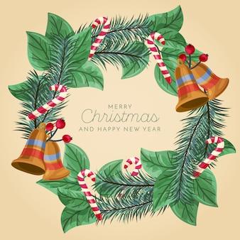 Kerst krans