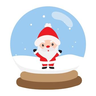 Kerst met de kerstman