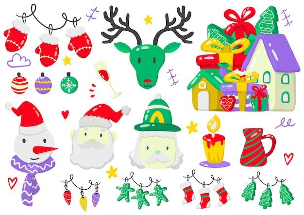 Kerst objecten