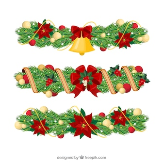 Kerst ornamenten instellen