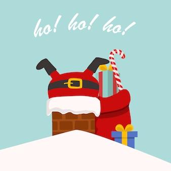 Kerst postkaart
