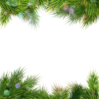 Kerst retro achtergrond.