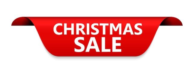 Kerst sale red label
