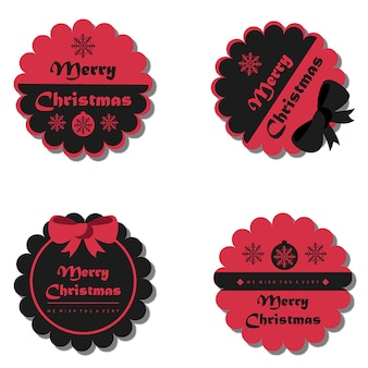 Kerst tags