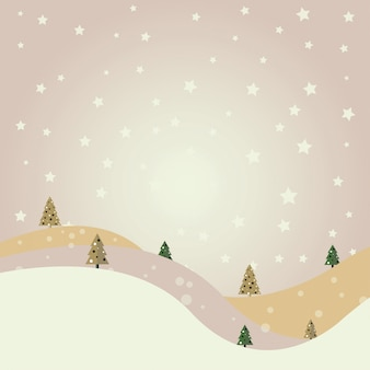 Kerst vector achtergrond