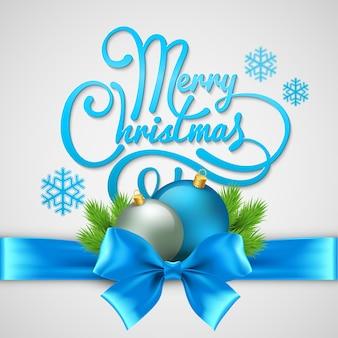 Kerst wenskaart. vectorillustratie eps 10