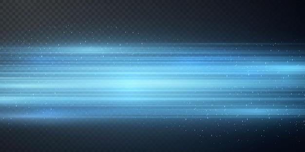 Kerstachtergrond gemaakt van blauwe horizontale lijnen kerstblauwe textuur