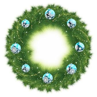 Kerstboom decoratie.