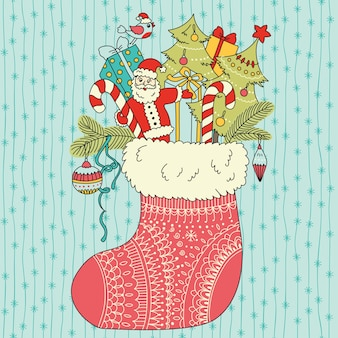 Kerstcadeaus in sok