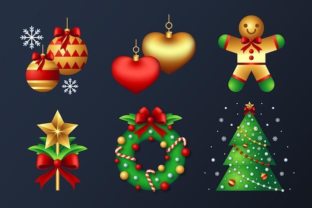 Kerstdecoratie collectie