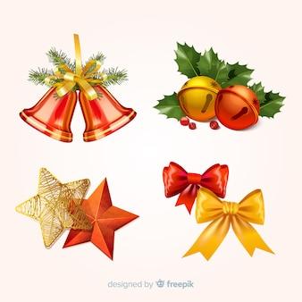 Kerstdecoratieset