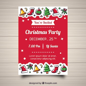 Kerstfeest banner
