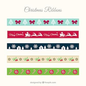 Kerstgrens instellen