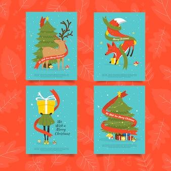 Kerstkaart collectie