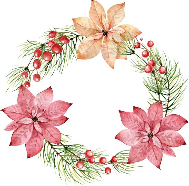 Kerstkrans decoratie