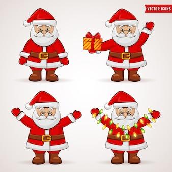 Kerstman. kerstcollectie.