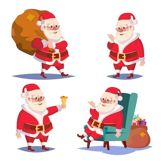 Kerstman set