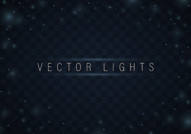 Kerstmis abstract patroon glanzende sterren op blauwe achtergrond