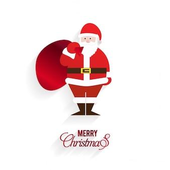 Kerstmis de kerstman