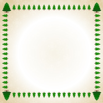 Kerstmis frame