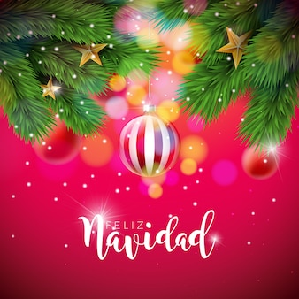 Kerstmis illustratie