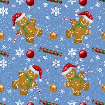Kerstmis naadloos