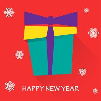Kerstmis of nieuwjaar kaart uitnodiging t-shirt print ontwerpsjabloon