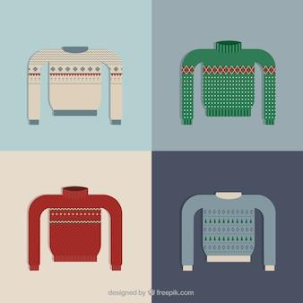 Kerstmis pullovers