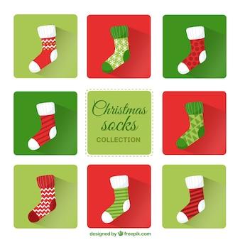 Kerstmissokken collectie