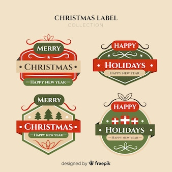 Kerstpakket met tekst